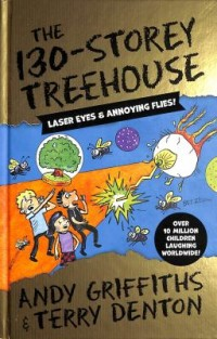 Omslagsbild: The 130-storey treehouse av