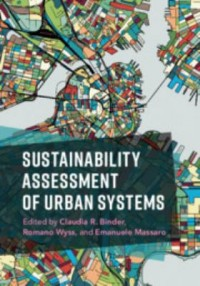 Omslagsbild: Sustainability assessments of urban systems av