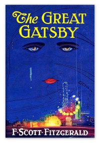 Book cover: The great Gatsby av