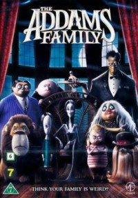 Omslagsbild: The Addams Family av