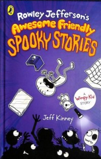 Omslagsbild: Rowley Jefferson's awesome friendly spooky stories av