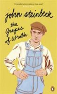 Omslagsbild: The grapes of wrath av