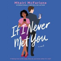 Omslagsbild: If I Never Met You av
