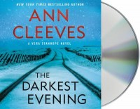 Omslagsbild: The Darkest Evening: A Vera Stanhope Novel av