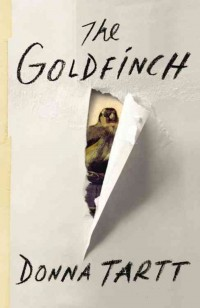 Omslagsbild: The goldfinch av