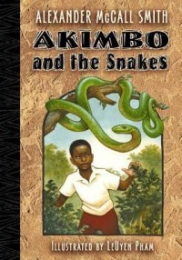 Omslagsbild: Akimbo and the snakes av