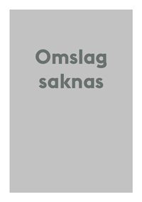 Book cover: Ingenmansland av