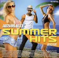 Omslagsbild: Absolute summer hits 2012 av