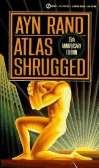 Omslagsbild: Atlas shrugged av