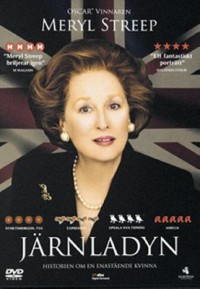 Omslagsbild: The Iron Lady av