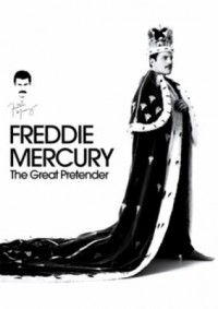 Omslagsbild: Freddie Mercury - the great pretender av