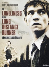 Omslagsbild: The loneliness of the long distance runner av