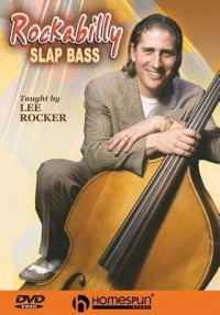 Omslagsbild: Learn to play rockabilly slap bass av