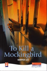 Omslagsbild: To kill a mockingbird av