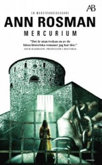Book cover: Mercurium av