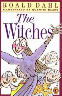 Omslagsbild: The witches av