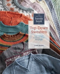 Omslagsbild: The knitter's handy book of top-down sweaters av