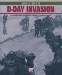 Omslagsbild: D-day invasion av