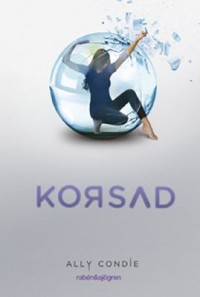 Book cover: Korsad av