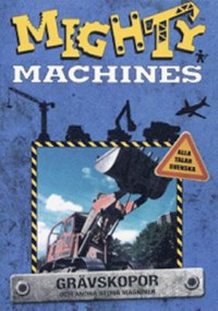 Omslagsbild: Mighty machines av