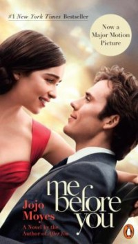 Omslagsbild: Me before you av