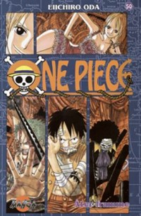 Omslagsbild: One piece av