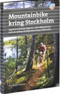 Cover art: Mountainbike kring Stockholm by