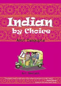 Omslagsbild: Indian by choice av
