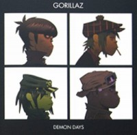 Omslagsbild: Demon days av
