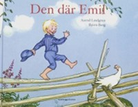 Book cover: Den där Emil av