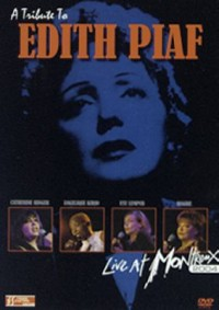 Omslagsbild: A tribute to Edith Piaf av