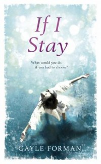 Omslagsbild: If I stay av