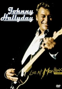 Omslagsbild: Johnny Hallyday live at Montreux 1988 av