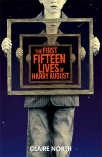 Omslagsbild: The first fifteen lives of Harry August av