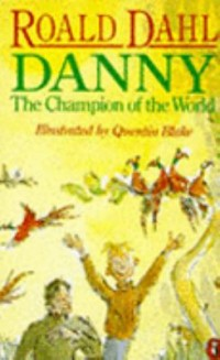 Omslagsbild: Danny, the champion of the world av
