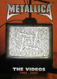 Omslagsbild: Metallica - the videos 1989-2004 av