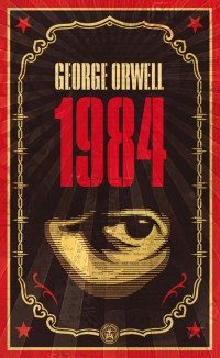 Omslagsbild: Nineteen eighty-four av