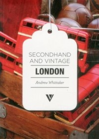 Omslagsbild: Secondhand and vintage London av
