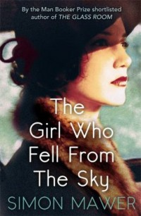 Omslagsbild: The girl who fell from the sky av