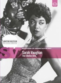 Omslagsbild: Sarah Vaughan - the divine one av