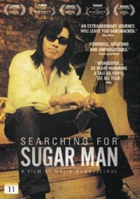 Omslagsbild: Searching for Sugar Man av