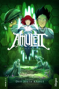 Book cover: Amulett av