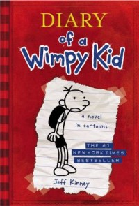 Omslagsbild: Greg Heffley's journal av