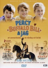 Omslagsbild: Percy, Buffalo Bill & jag av