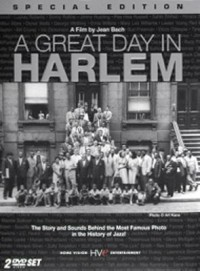 Omslagsbild: A great day in Harlem av
