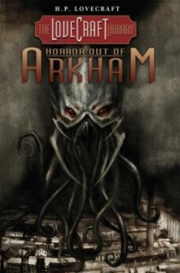 Book cover: Horror out of Arkham av