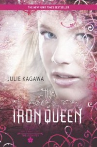 Omslagsbild: The iron queen av
