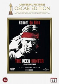 Omslagsbild: The deer hunter av