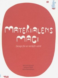 Book cover: Materialens magi by