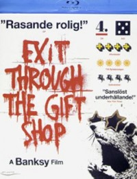 Omslagsbild: Exit through the gift shop av